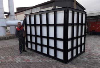Емкость 12 кубов